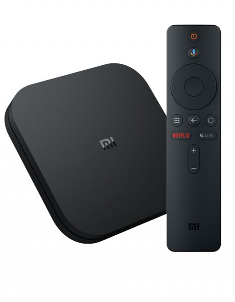 Reproductor Streaming Mi Box Xiaomi