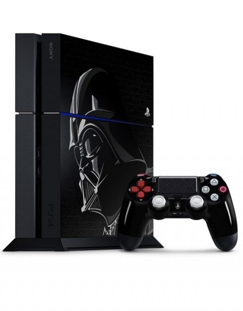 Consola Playstation 4 Diseño Star Wars