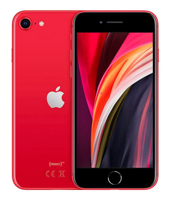 iPhone SE 2020 Color Rojo