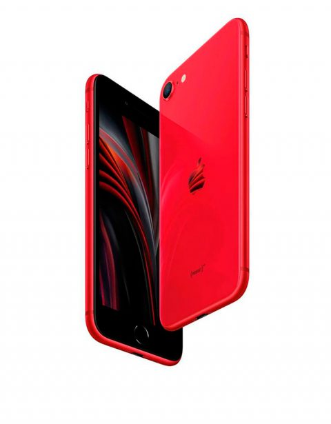 iPhone SE 2020 Color Rojo