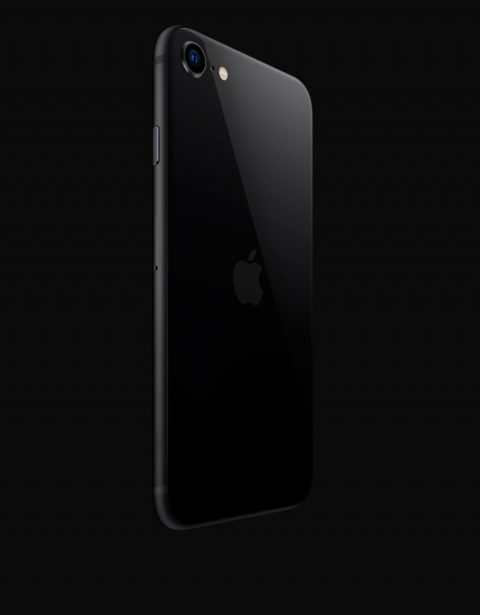 iPhone SE 2020 Color Negro
