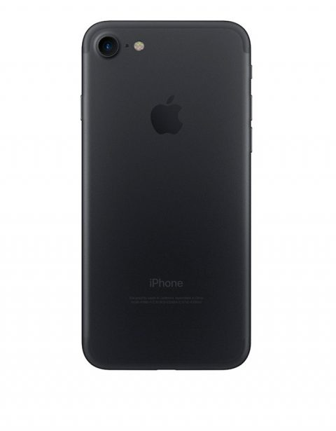 Apple iPhone 7 Ref Negro