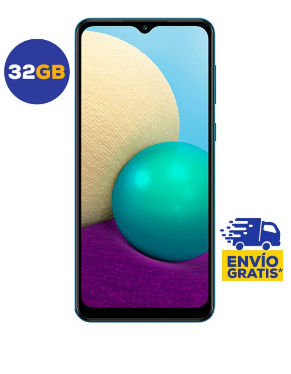 Samsung A02 + Contrato