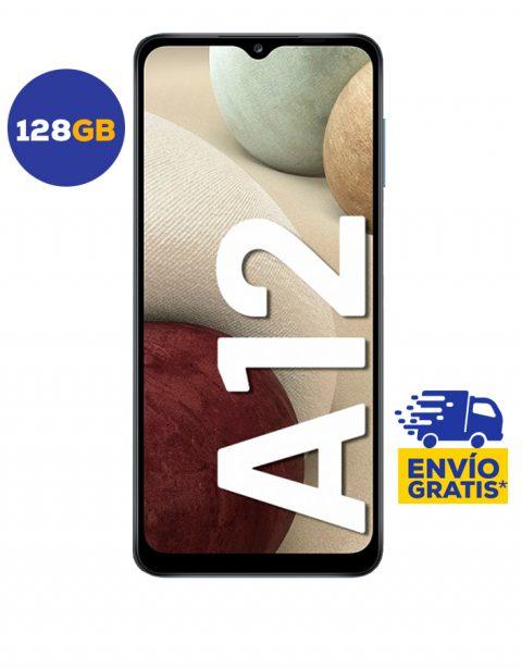 Samsung A12 128GB + Contrato