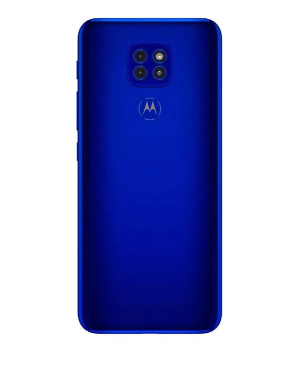 Motorola G9 Play Dorso