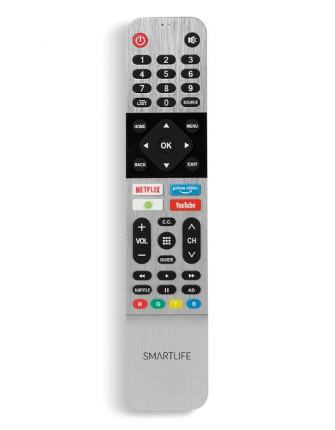 Control Remoto Tv Smartlife 40